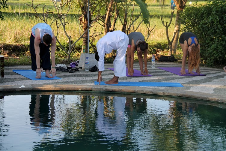 yoga and meditation bali