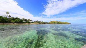 fiji blue waters