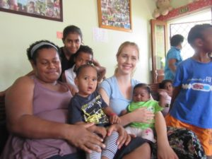Fiji Orphanage Volunteering