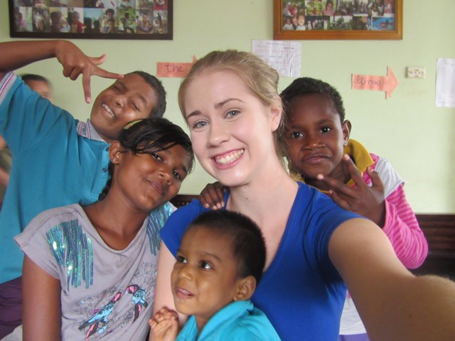 Fiji homestay