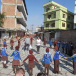 Primary School Teaching Nepal