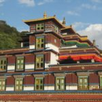 Buddhist Monestery Sikkim