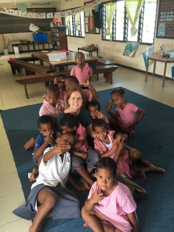 Teaching in Fiji Islands Review IVI - 2016 1