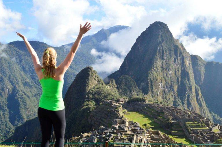Machu Picchu amazing view