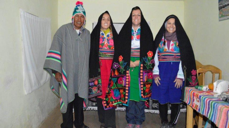 Peru Social cultural immersion volunteer project IVI