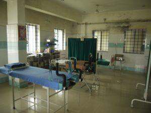 hospital room india