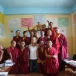 Buddhist Monasteries English Teaching