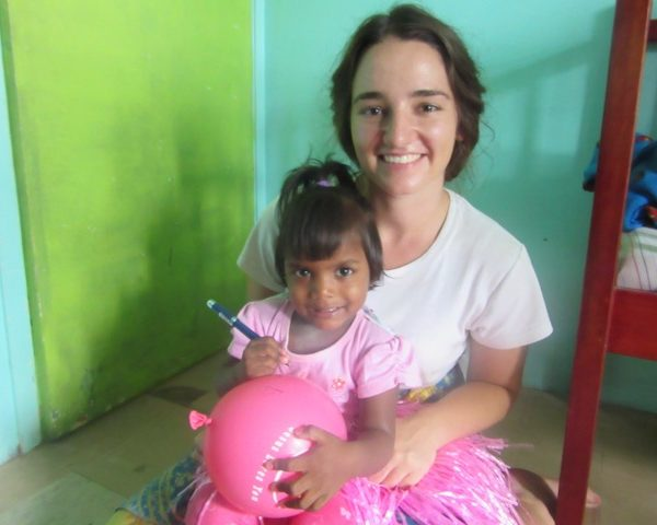 Volunteering in an Orphanage Fiji Review - 2015