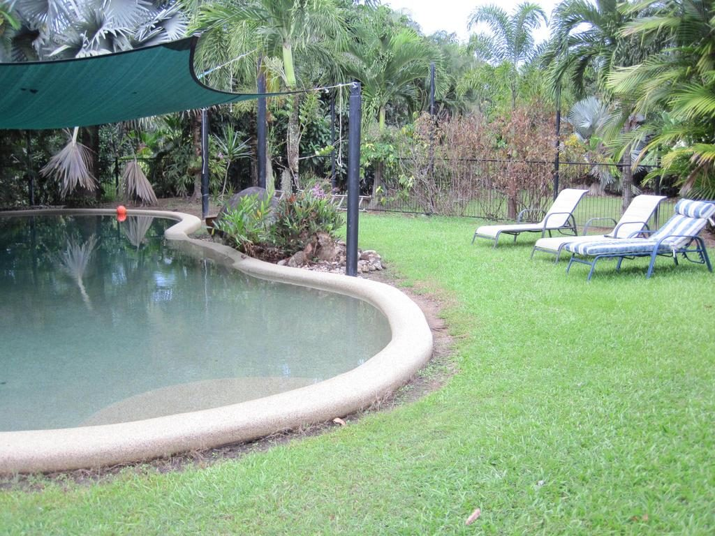pool area 1024x768 - North QLD Wildlife Sanctuary Review