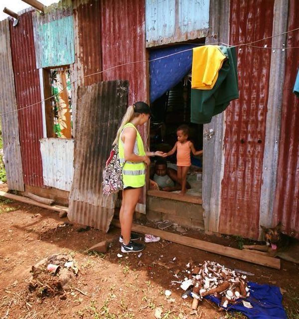 Cyclone Disaster Relief Fiji Review - 2016 1