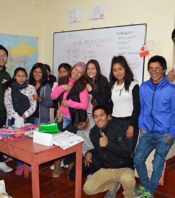 teaching peru 1 600x680 - Teaching in Peru Review