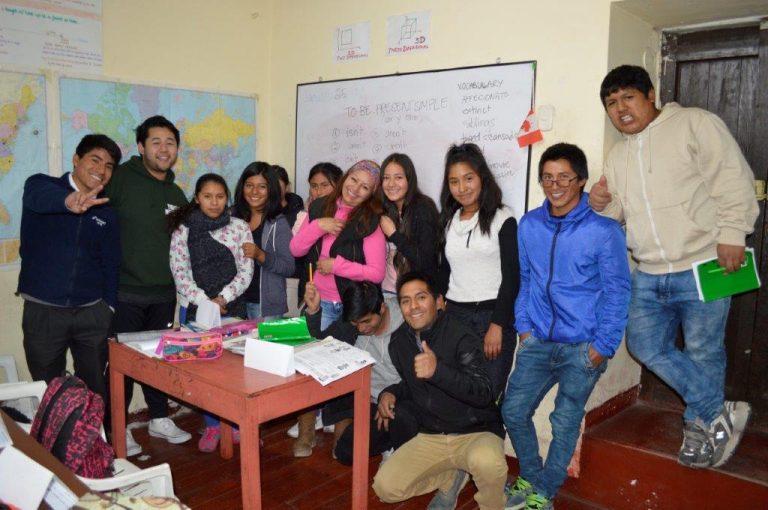 teaching peru 1 768x510 - Teaching in Peru Review