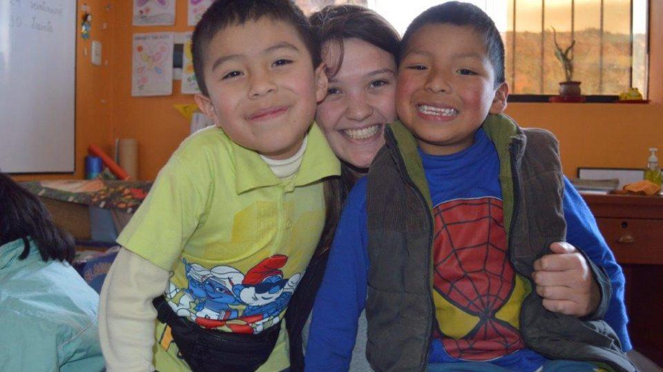 childcare and teaching project cusco peru