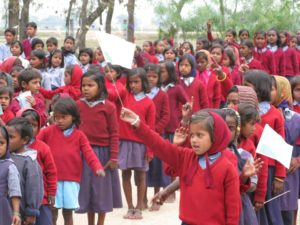 rural india volunteering projects