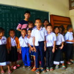you can help benefit the lives of children in developing countries