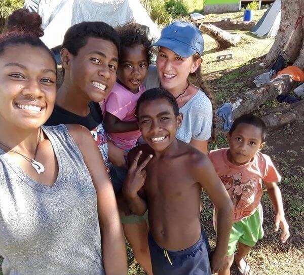 Fiji touring