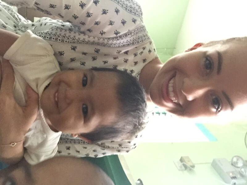 Orphanage volunteering Philippines