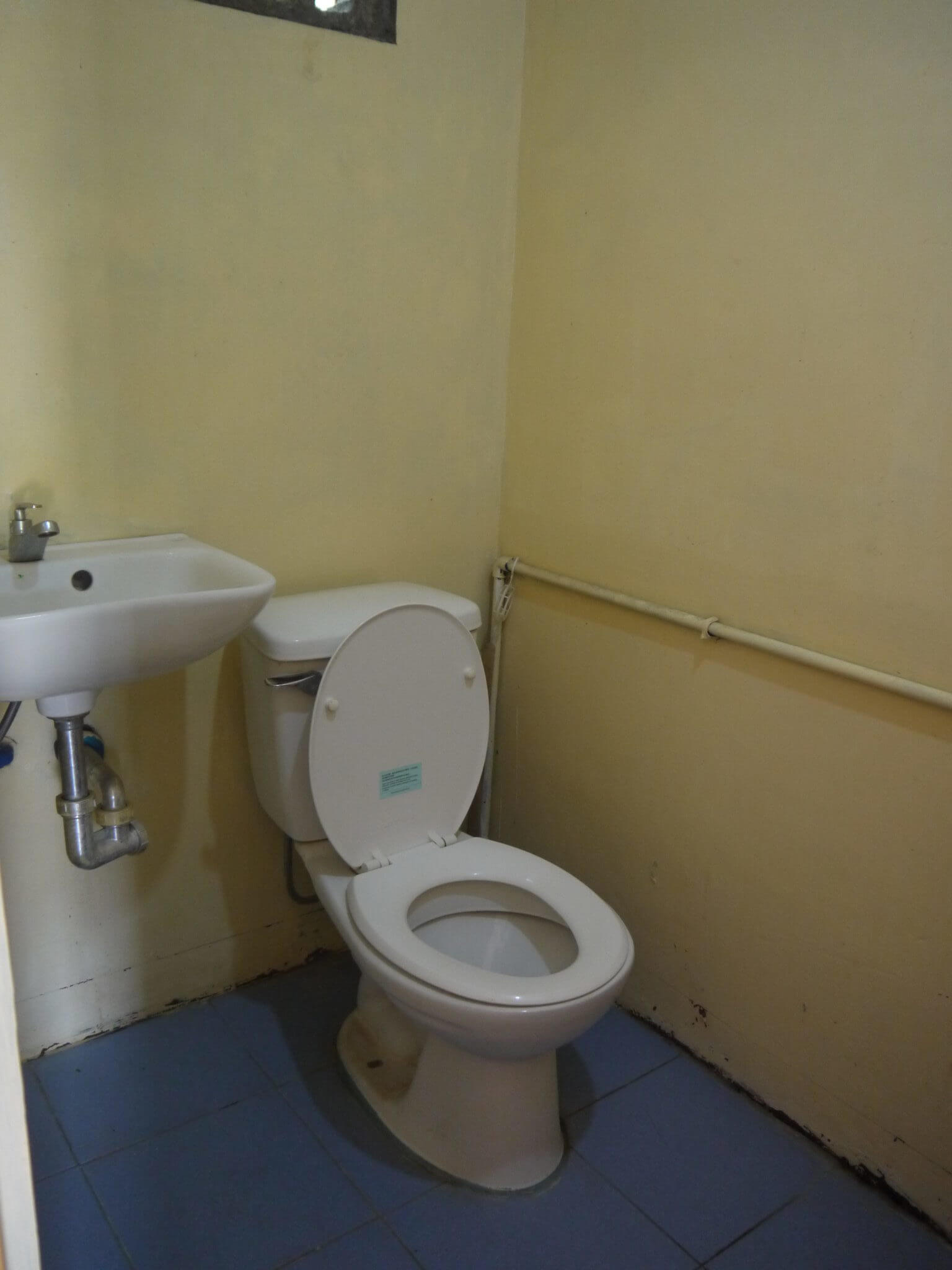 western style toilets