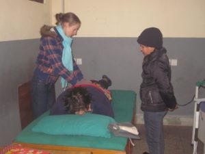 volunteer medical peru