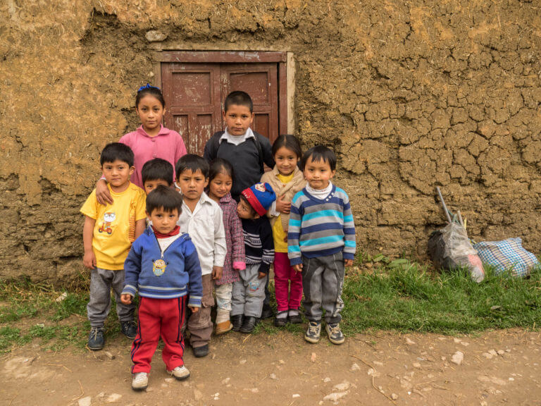 childcare placements peru