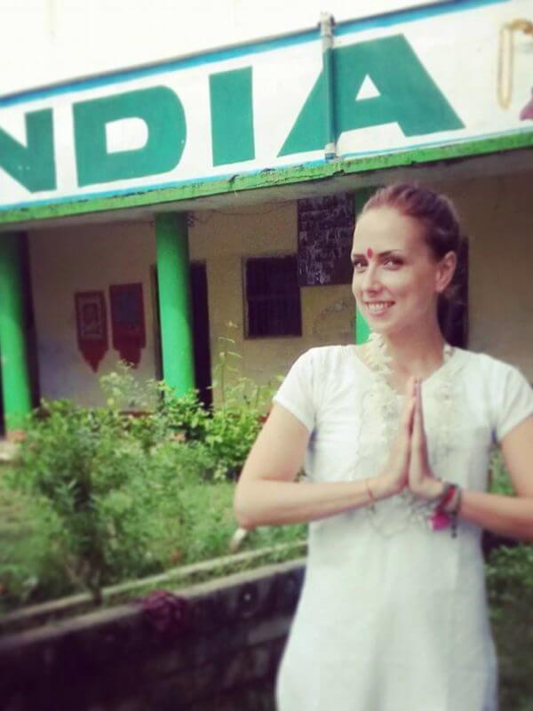 Volunteering Bodhgaya India