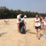 Beach Conservation Hua Hin