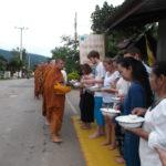 Buddhist Monestary Experience