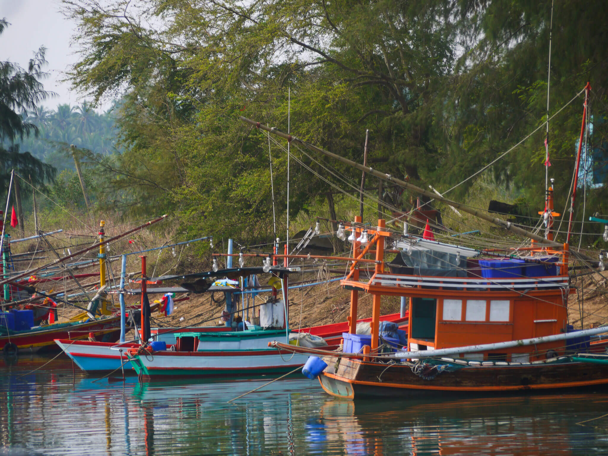 fishing villages in thailand cultural experiences