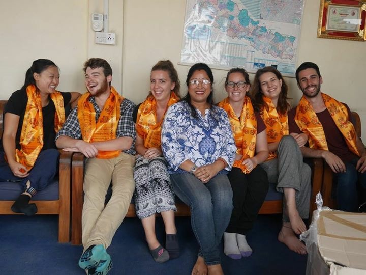 medical volunteers in nepal ivi