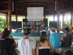 Cultural orientation program in samoa
