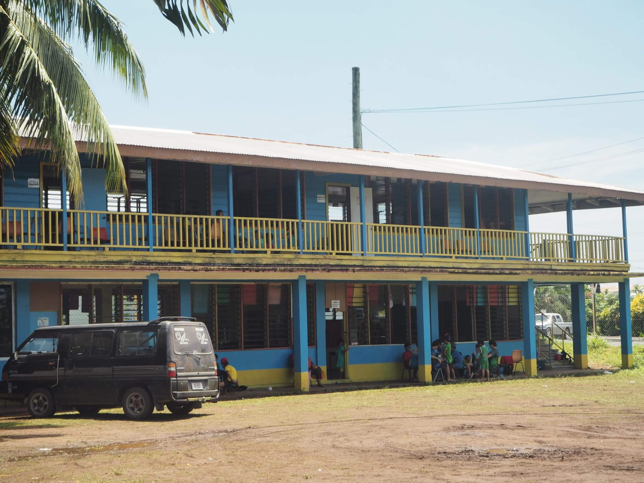 school placements for volunteers in samoa