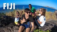 remote island teaching experience in fiji