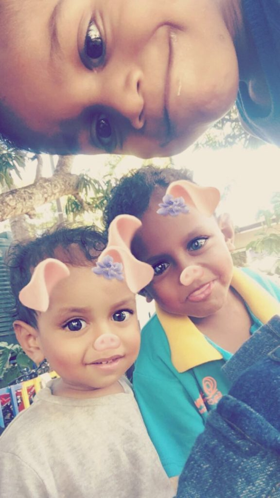 taylor3 576x1024 - Children's Home Volunteer Review Fiji 2017