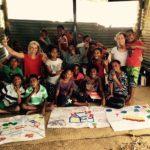 Kindergarten Volunteering Fiji