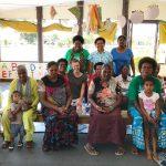 Woman & Children Commune Fiji