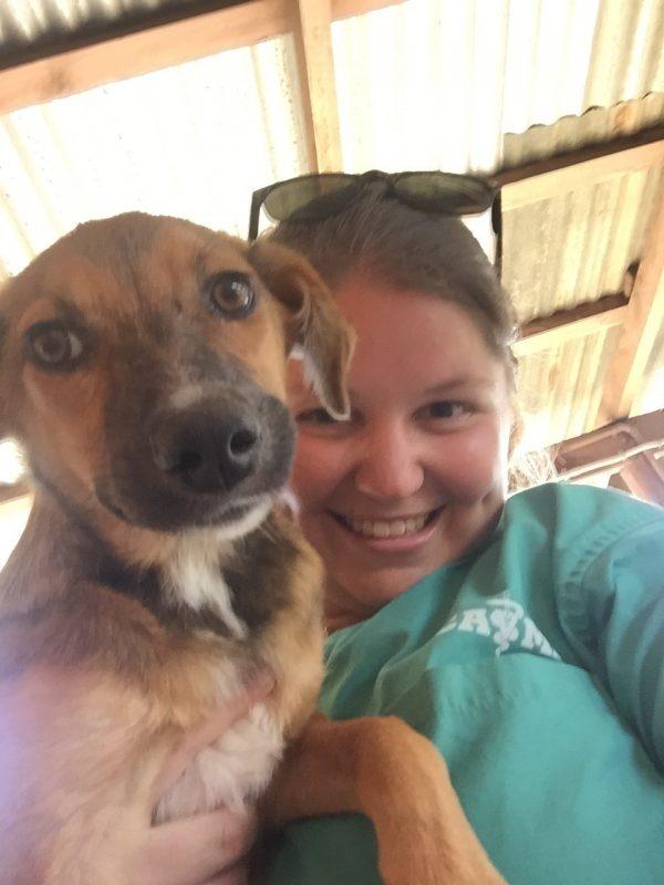 Emily dorjath 600x800 - Animal Shelter Vet Nurse Fiji