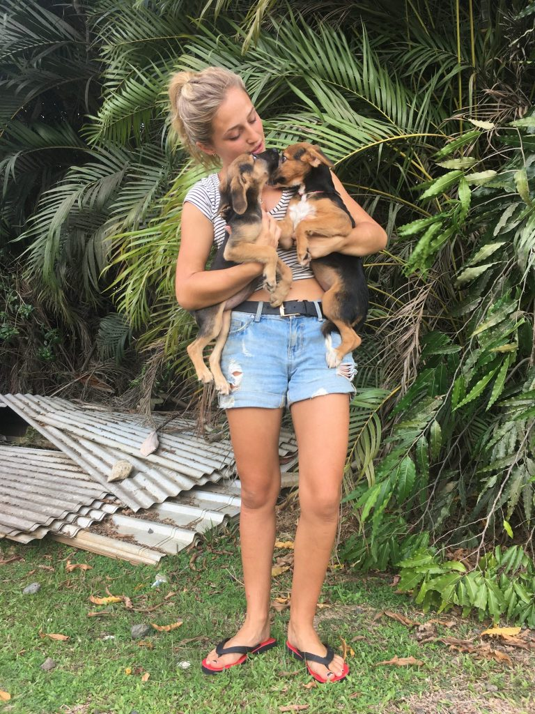 Dani stubbs2 e1515294794119 768x1024 - Veterinary Care Volunteer Review Fiji