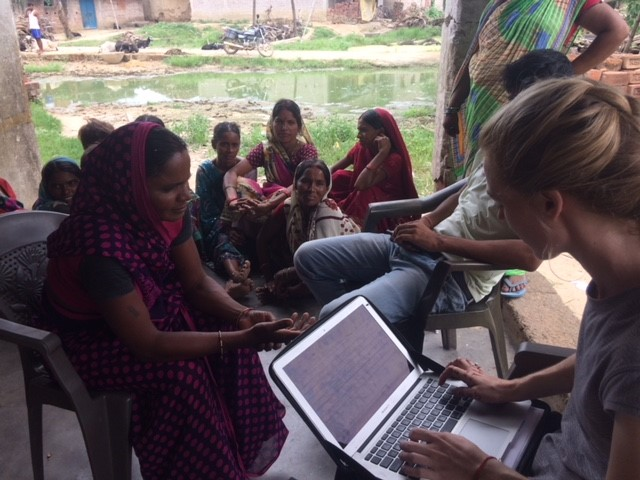 data collection nutrition - Nutrition & Healthcare Volunteering Abroad - Bodhgaya India