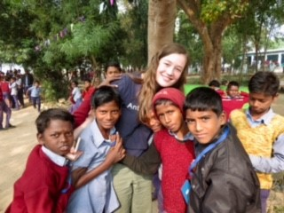 dfd - Bodhgaya India Volunteering - 2017