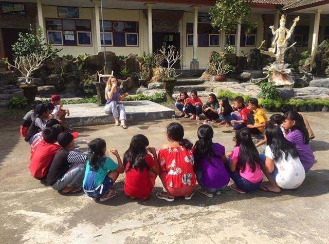 healthcare lesson - Healthcare Education Bali - Dietetics Student Review