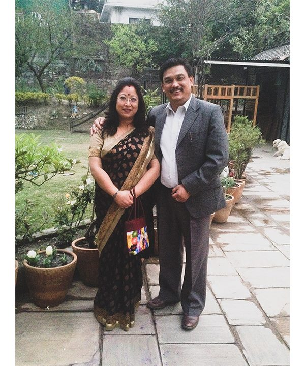 rajesh 600x720 - Get to know your hosts in Nepal!