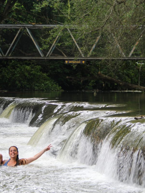"waterfall swimming in Thailand 600x800 - ""The Switzerland of Thailand"" Forestry Conservation Project"