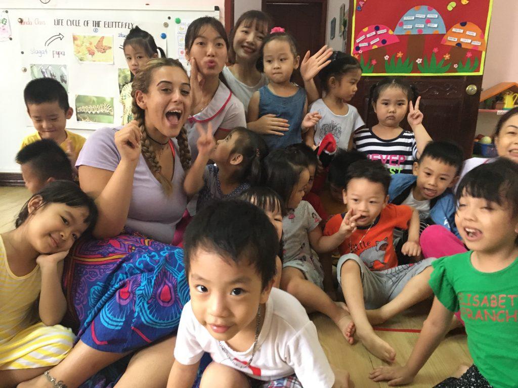 image005 1024x768 - Kindergarten Teaching in Phan Thiet Vietnam