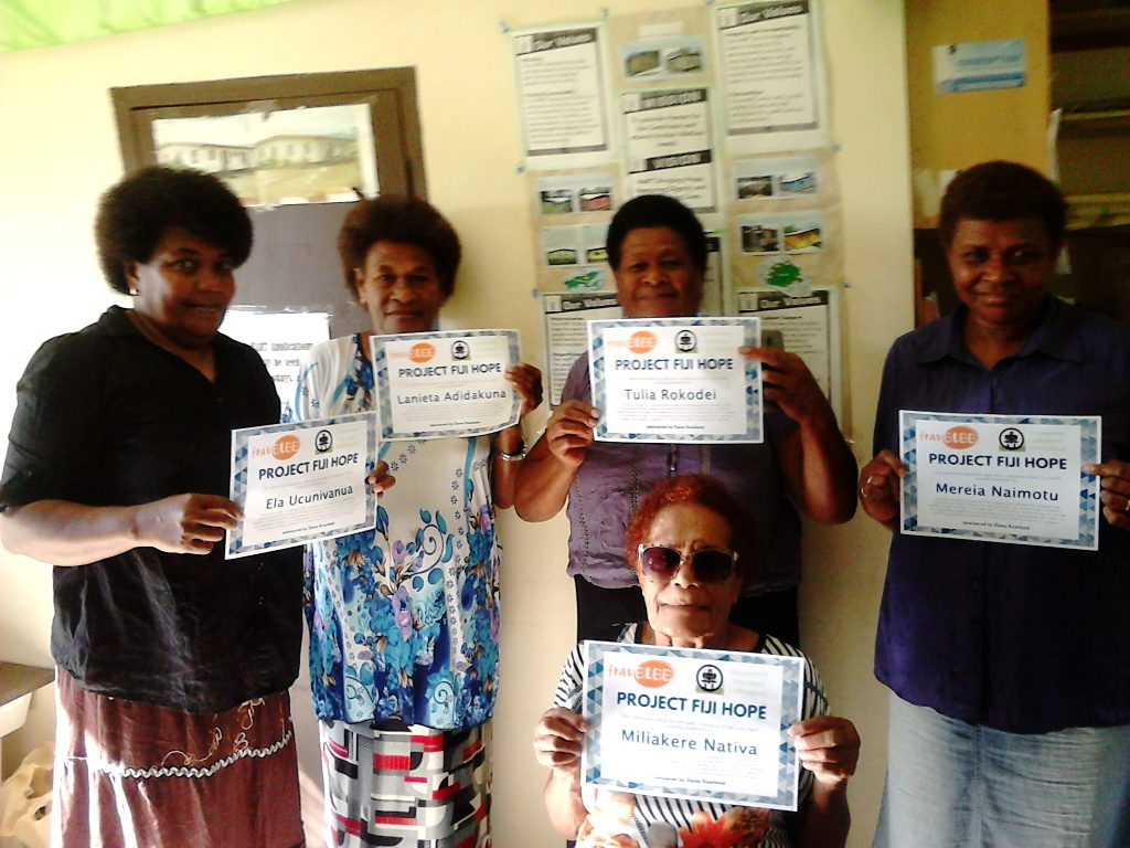 Donations to woman and childrens commune in fiji 1024x768 - Donation of 1 Years rent to woman and children in Fiji