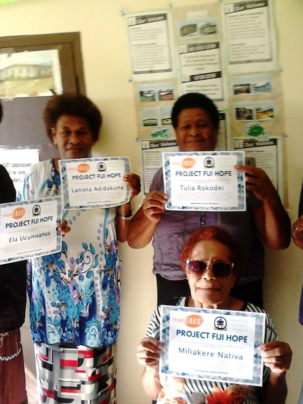 Donations to woman and childrens commune in fiji 600x800 - Donation of 1 Years rent to woman and children in Fiji