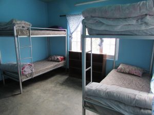 volunteer shared rooms 300x225 - Vanuatu