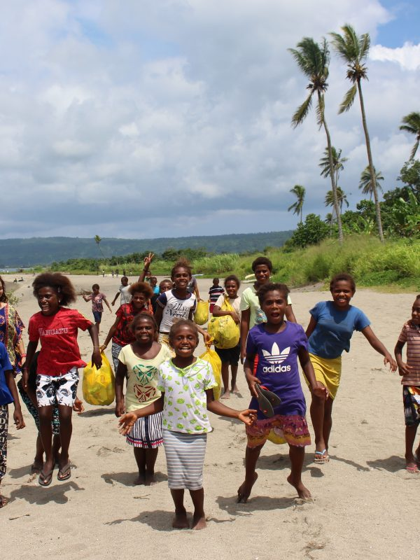 come volunteer in vanuatu and enjoy this beach with kids 600x800 - Vanuatu Public Health & Nutrition Review by Sonia
