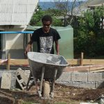 Community Construction & Cyclone Rebuilding Vanuatu