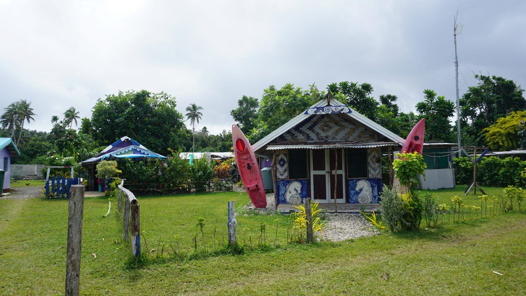 nice house in vanuatu