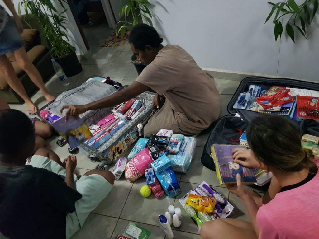 Volunteer healthcare donations vanuatu healthcare programs